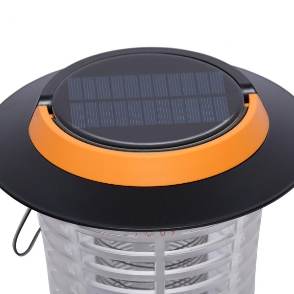 rechargable lantern solar panel